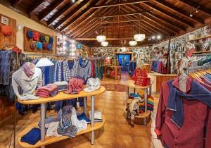 Nueva Vida: Mode in original kanarischem Ambiente für Sie und Ihn. Foto: © Uwe S. Meschede - ¡DISFRUTA! La Palma