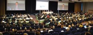 Tagung der Internationalen Walfangkommission: Die IWC vereinigt 88 Länder aus aller Welt mit dem Ziel, Wale zu schützen und ihren Fang zu regeln. Pressefoto IWC