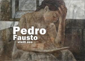 Pedro Fausto: einer der bekanntesten Maler auf La Palma. Foto: La Palma 24