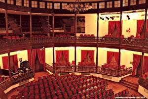 Teatro Circo de Marte: Kartenverkauf an der Theaterkasse und im Internet über