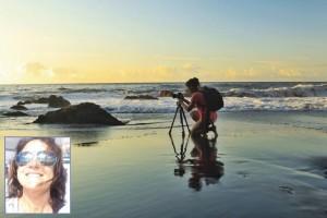 Montserrat Alejandre: Die Rechtsanwältin und Wirtschaftswissenschaftlerin ist in ihrer Freizeit immerzu mit der Kamera unterwegs.