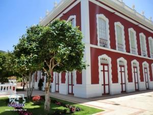 Konzerte im Museum in Mazo: Die Casa Roja lädt ein. Foto: La Palma 24