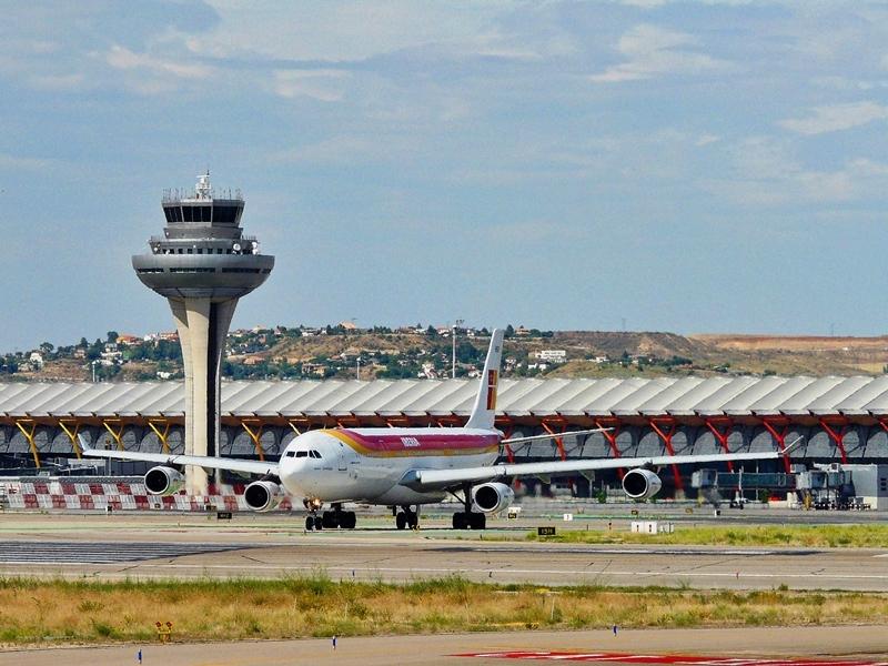 Flugplan Madrid