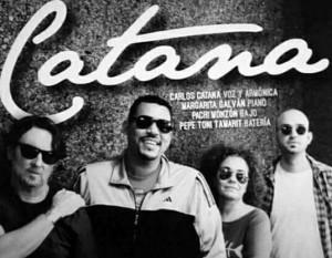 Catana: rockt die Plaza in Los Llanos.