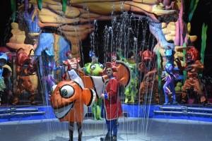 Circo Alegría: Diesmal dreht sich alles ums Thema Wasser. Foto: Zirkus