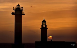 sunset-la-palma-leuchttuerme-sueden-facundo-cabrera