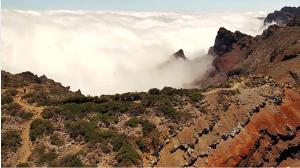 Magie über den Wolken: Diese Aussicht der Transvulcanier genossen auch schon die Ureinwohner von La Palma.