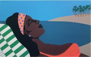 Acenk Guerra: Pop-Art im Espacio Cultural in Los Llanos.