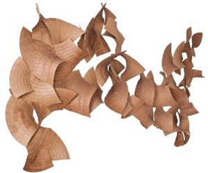 Installation von Anne-Katrin Puchner: Kunstraum La Palma lädt ein.
