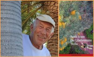 Harald Braem: lebt teilweise auf La Palma und liest am 18. März 2017 im La Luna.