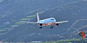 Iberia Express: fliegt täglich von Madrid nach SPC. Foto: Carlos Díaz