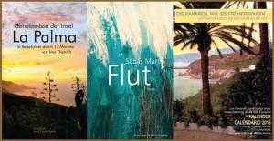 Im Konkursbuchverlag sind schon viele Werke über La Palma und die Kanaren erschienen: Verlagschefin Claudia Gehrke weilt selbst oft auf der Insel.