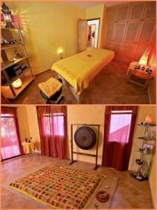 Parami-Ayurveda-Zentrum: Wohlfühl-Athmosphäre...