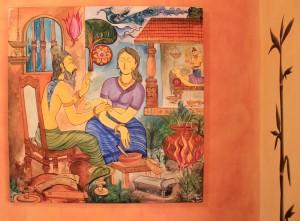 Ayurveda: Die ganzheitliche Lehre umfasst auch gesundes Kochen.