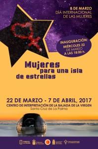 Neue Ausstellung: Frauen, die auf dem Roque wissenschaftlich arbeiteten.