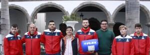 Premiere: Erstmals reist ein Team von palmerischen MMA-Kämpfern zu den spanischen Meisterschaften.