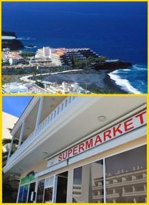 Hotel Sol in Puerto Naos: Eine der 30 Stationen, an denen es Briefmarken und Postkarten von Swiss Post gibt. Fotos: Hotel/La Palma 24