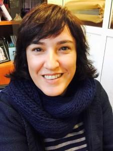Alicia Pérez Bravo: Die Chefin der staatlichen Einheit gegen Gewalt über Frauen hat einen ernsten Job, lacht aber auch gern.