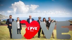 Isla Bonita Love Festival: Amaral setzt sich dabei für die Idee von Toleranz und