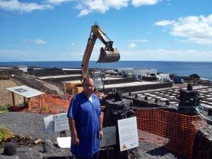 Nach 14 Jahren Papierkrieg: 2011 kann mit dem Bau des Restaurants begonnen werden. Foto: La Palma 24