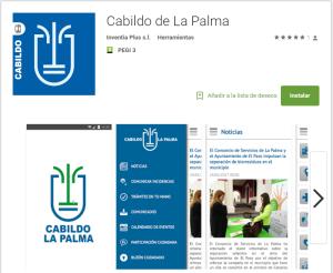 Neue App La Palma en tu mano: interaktive Anwendung fürs Handy.