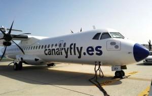 Canaryfly: neuer Jet und Día-del-Padre-Preise. Foto: Airline