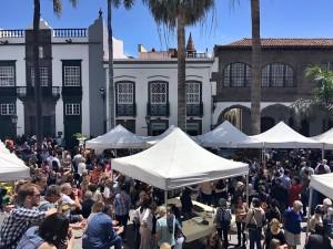 Önogastronomisches Treffen in Santa Cruz: Das erste Event dieser Art war im Sommer 2016 ein voller Erfolg. Foto: Stadt