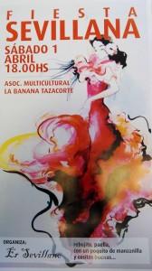 Im Banana-Lokal: heiße Rhythmen aus Sevilla.