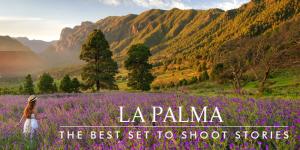 La Palma Film Commission: private Locations gesucht.
