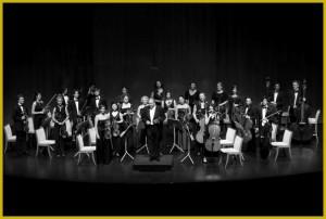 Das Reina Sofía Orchester fliegt aus Madrid ein: