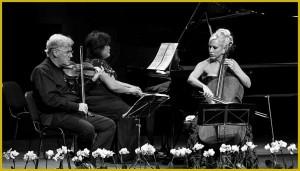 Zukerman Trio: