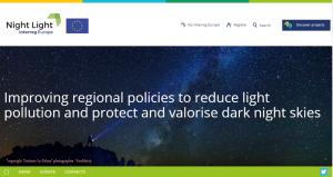 EU Night Light-Projekt: immer mehr Bewusstsein zum Thema Lichtverschmutzung entsteht.