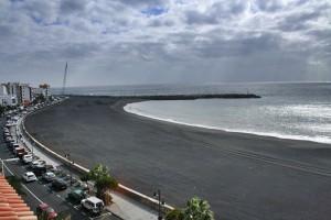 """Die """"Einrichtung"""" des neuen Stadtstrandes von Santa Cruz kann beginnen: 50.000 Euro für den Baustart des geplanten Wassersportzentrums."""