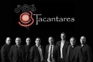 Tacantares: musizieren zur Eröffnung der NaturPaso-Woche.