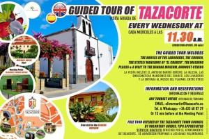 Tazacorte: Die Gemeinde veranstaltet Gratis-Touren.