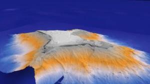 Unterm Atlantik knapp 500 Kilometer südwestlich der Kanaren: submariner Berg voll mit dem seltenen Element Tellur. Foto: