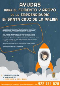 Santa Cruz: Subventionen für Jungunternehmer.