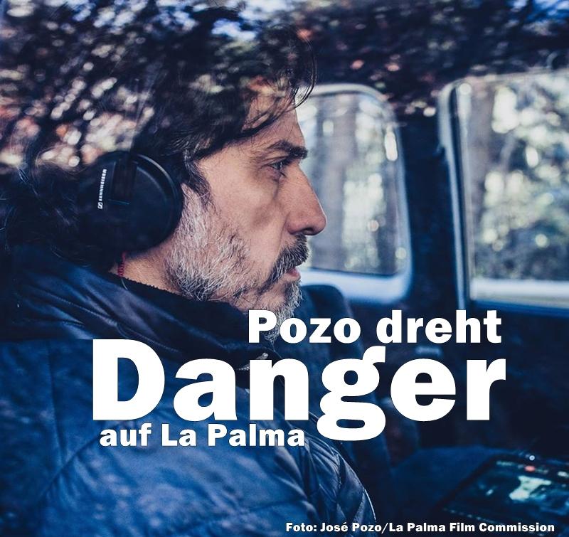 Jose-Pozo-La-Palma-Danger-Titel
