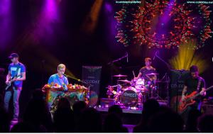 Santa Cruz:Coldday covering Coldplay Unter dem Motto Welcome Summer wird die Coldplay-Coverband Coldday am 27. Mai 2017 den Sommer in der Hauptstadt von La Palma einläuten. Das Konzert beginnt um 22 Uhr auf dem Hafengelände. Zu hören sind Hits der britischen Pop-Rock-Formation Coldplay, die weltweit Tonträger im zweistelligen Millionenbereich verkauft hat. Coldday wurde 2012 in Barcelona von vier jungen spanischen Musikern gegründet.