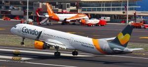 Airport Santa Cruz de La Palma: Im März zählte die AENA den Transit von