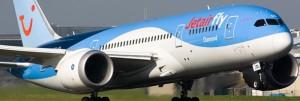 Jetair kommt aus Belgien: immer freitags Brüssel-SPC. Pressefoto Jetair