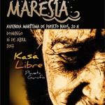Ostersonntag: Kasa Libre-Konzert.