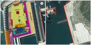 1.000 Parkplätze am Hafen von Tazacorte: Kombi-Tickets fürs Love Music Festival am 29. Juli 2017. Grafik: Isla Bonita Love Festival