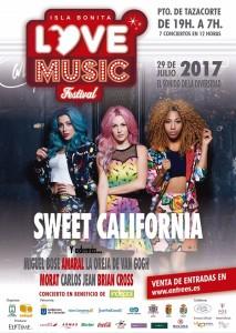 Love Music Festival im Juni 2017: ermäßigte Karten für Leute ohne Einkommen.