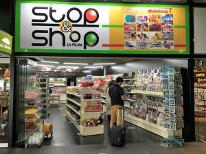 Stop & Shop: internationale Presse und mehr auf dem SPC-Airport.