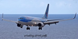 Thomson Airways: bringt die Engländer into the sun. Foto: Carlos Díaz