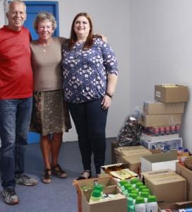 SOS La Palma: Der Verein organisiert seit Jahren Sachspenden für bedürftige Menschen auf La Palma. Foto: Santa Cruz