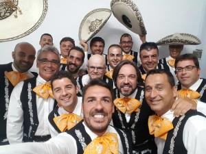 Parranda La Palma und Gäste wie Luis Morera im Teatro Circo de Marte: Mexiko-Klänge!