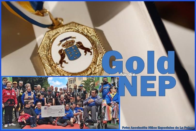 NEP-2-goldmedaille-kanaren-titel