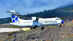 Canaryfly: Tickets ab 10 Euro. Foto: Carlos Díaz
